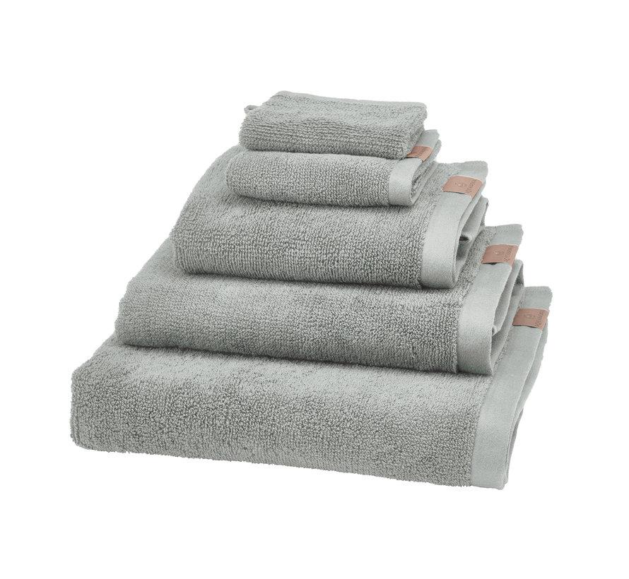 Badehåndklæde (70x130cm) sæt / 3 OSLO farve Smoke-928