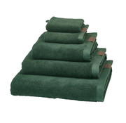 Aquanova Guest towel set / 6 OSLO color Ivy-413