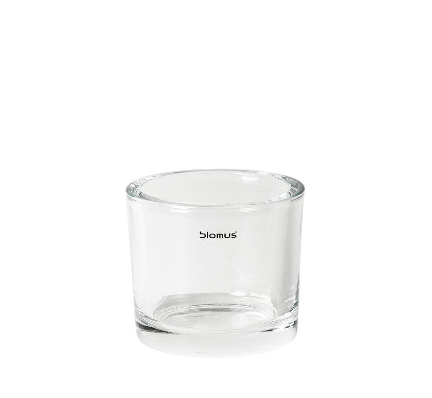 BLOMUS Vervangings onderdeel - glas voor NERO kandelaar -Set/4 stuks
