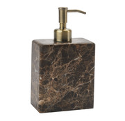 Aquanova Soap dispenser HAMMAM Brown-01