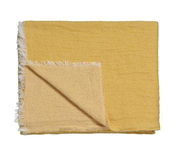 Vandyck HOME 83 plaid 130x220 cm Light Honey