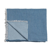 Vandyck HOME 83 Plaid 130x220 cm Vintage Blau