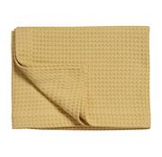 Vandyck HOME Pique waffle blanket 160x250 cm Light Honey-122