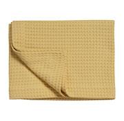 Vandyck HOME Pique waffle blanket 270x250 cm Light Honey-122