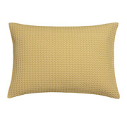 Vandyck HOME Pique Kissenbezug 40x55 cm Light Honey-122