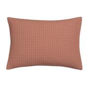 Vandyck HOME Pique pillowcase 40x55 cm Brick Dust-124