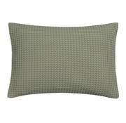 Vandyck HOME Pique Kissenbezug 40x55 cm Light Olive-123
