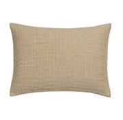 Vandyck PURE 45 pillowcase 40x55 cm Light Honey (cotton / linen)