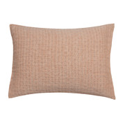 Vandyck PURE 45 pillowcase 40x55 cm Brick Dust (cotton / linen)
