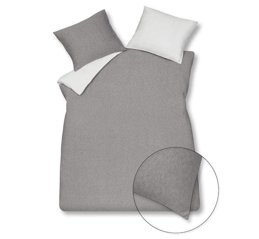 Duvet cover HOME 88 Gray 200x220 cm (cotton) HCSA20188