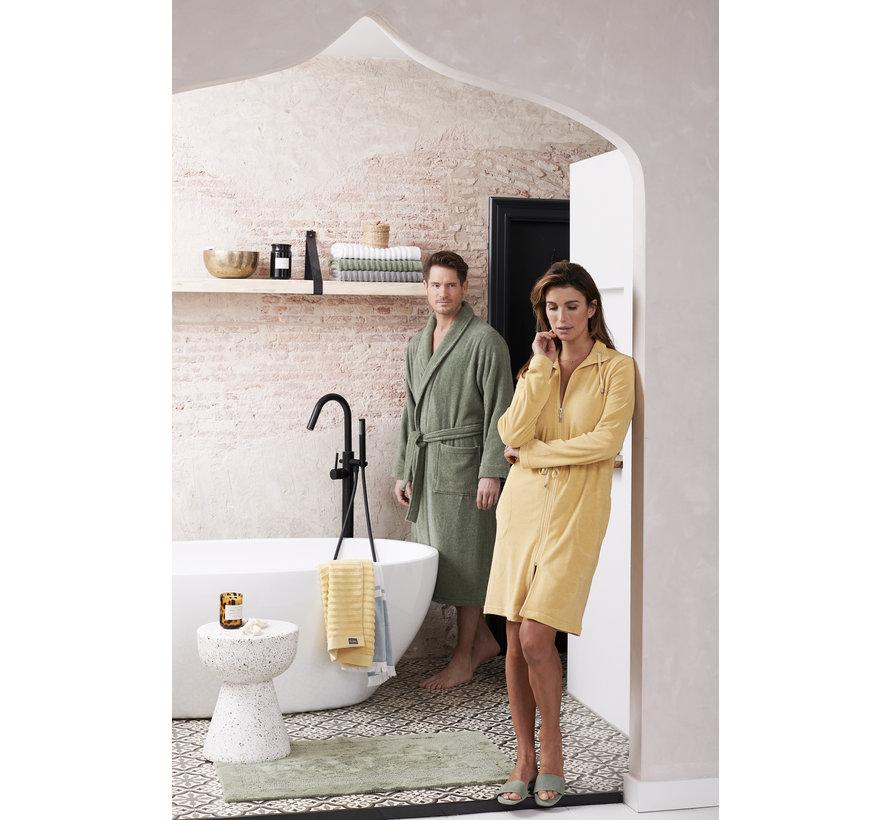 VOGUE bathrobe Light Olive-123 (BAGE20107)
