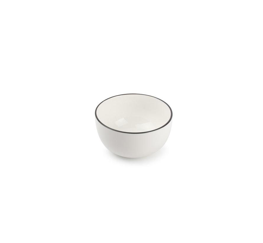 STUDIO BASE skål 14 cm hvid (sæt / 4) 850010