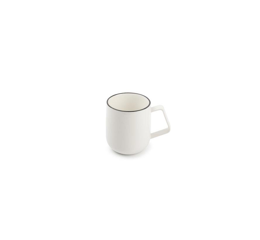 STUDIO BASE mug 380 ml white (set / 4) 850020