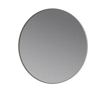 Blomus RIM specchio da parete 50 cm (grigio acciaio)
