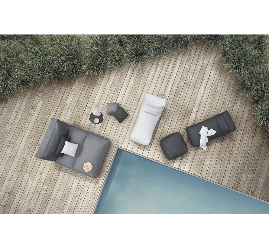 STAY lounger color Coal (62001)