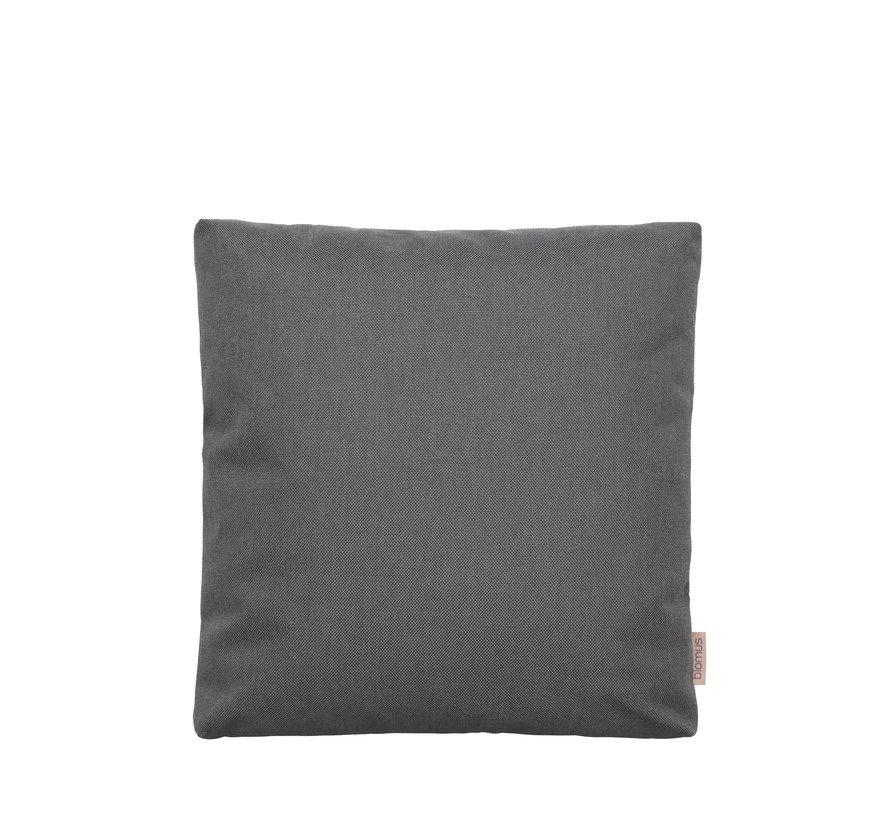 STAY cushion 45x45 cm color Coal (62010)