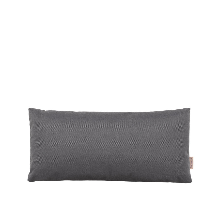 STAY cushion 70x30 cm color Coal (62013)