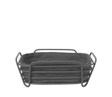 Blomus DELARA bread basket 26x26 cm (Magnet)