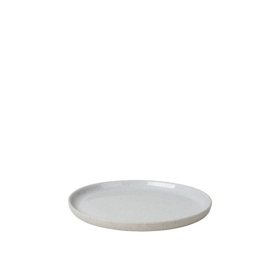 Juego de placas planas SABLO de 14 cm (64100) / 4