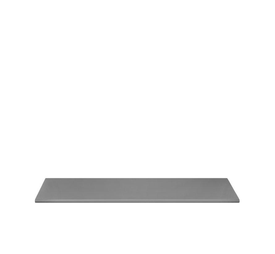 PANOLA væghylde (stålgrå) 66110