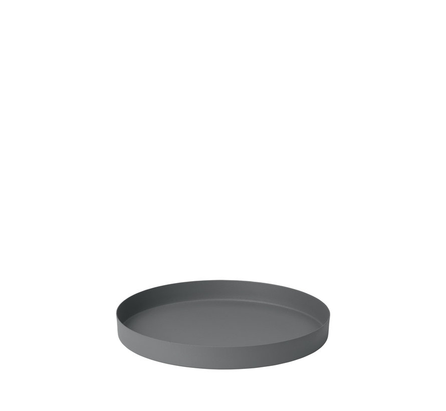 Tray / schaal REO 25,5 cm (Pewter) 66048