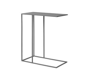 Blomus Tavolino FERA grigio acciaio