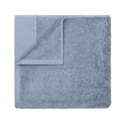 Blomus Bath towel RIVA 100x200 cm Ashley Blue
