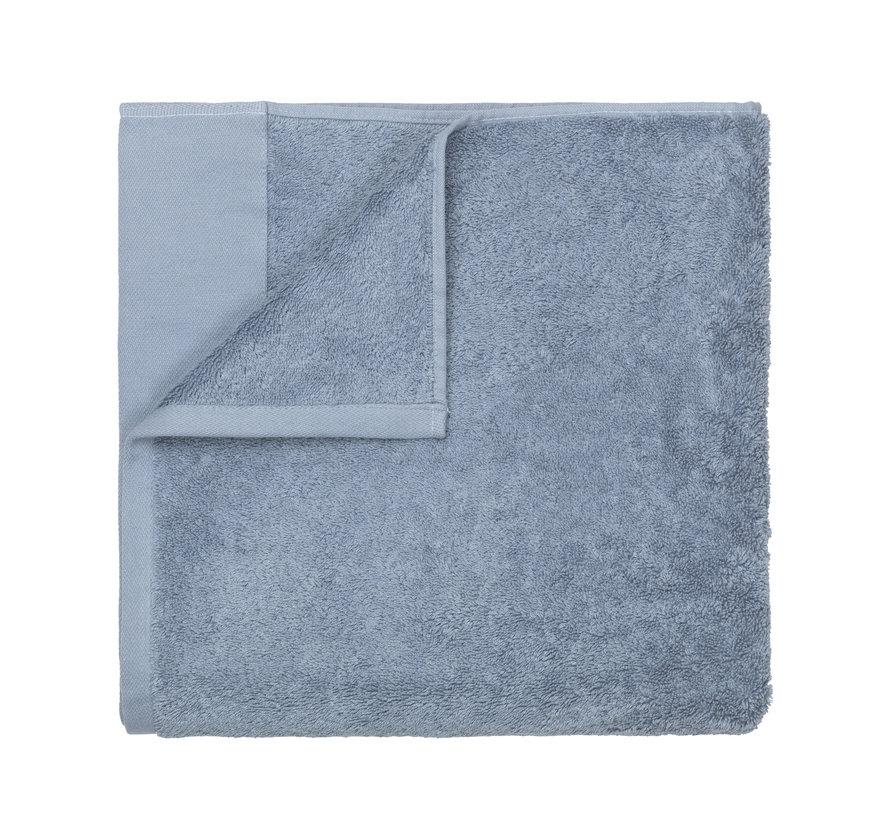Badehåndklæde RIVA 100x200 cm farve Ashley Blue 700 gr / m² (69253)