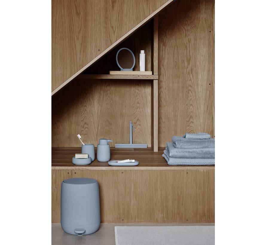 Asciugamano da bagno RIVA 100x200 cm colore Ashley Blue 700 gr / m² (69253)