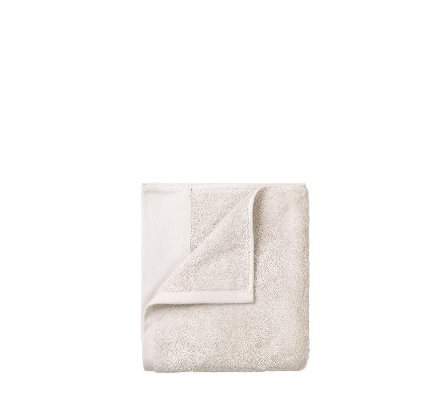 Gæst håndklæde (sæt / 2) RIVA 30x50 cm farve Moonbeam 700 gr / m² (69239)