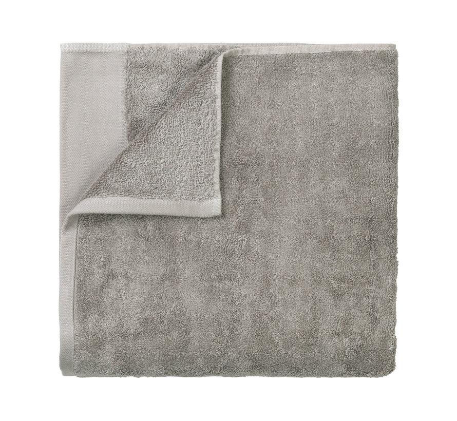 Asciugamano da bagno RIVA 100x200 cm colore Satellite 700 gr / m² (69250)