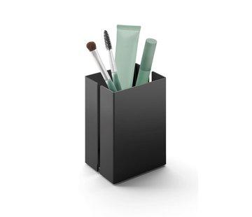 ZACK POTES storage tray 7.5 cm (black)