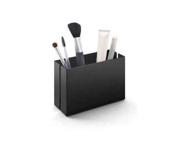 ZACK POTES storage box 15 cm (black)