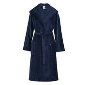 Vandyck RIO bathrobe Dark Navy-045