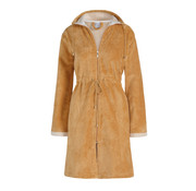 Vandyck CHICAGO bathrobe Sandy Gold-117