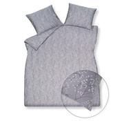 Vandyck Duvet cover PURE 51 Steelgrey 200x220 cm (satin cotton)