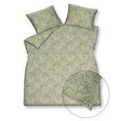 Vandyck Duvet cover PURE 51 Light Olive 200x220 cm (satin cotton)