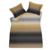 Vandyck Duvet cover COSMIC STRUCTURE Sandy Gold 240x220 cm (satin cotton)