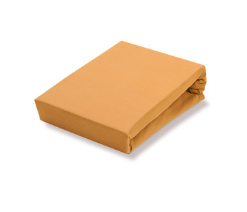 Vandyck Fitted sheet Sandy Gold-117 (jersey supreme)