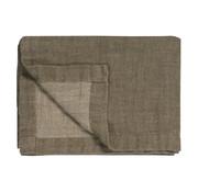 Vandyck PURE 52 plaid / bedspread 160x250 cm Hazel (linen)
