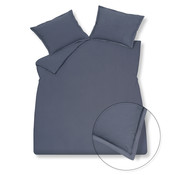 Vandyck Duvet cover PURE 50 Smoke Blue 140x220 cm (percale cotton)