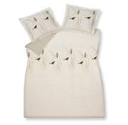 Vandyck Duvet cover MORNING SPARROW Natural 240x220 cm (cotton)