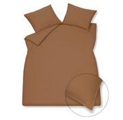 Vandyck WASHED COTTON duvet cover 140x220 cm Cognac (cotton)