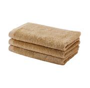 Aquanova Guest towel set / 6 LONDON Latte-401