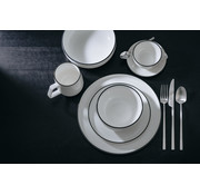 S&P STUDIO BASE 12-piece service set (white)