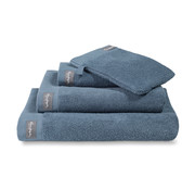 Vandyck Handdoek HOME Uni Vintage Blue 60x110 cm (set/3 stuks)