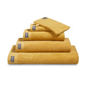 Vandyck Towel HOME Uni Honey Gold 60x110 cm (set / 3 pieces)