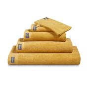 Vandyck Guest towel HOME Uni Honey Gold (set / 6 pieces)