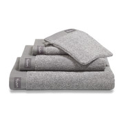 Vandyck Bath towel HOME Mouliné Mole Gray 70x140 cm (set / 3 pieces)