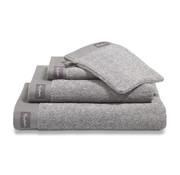 Vandyck Håndklæde HJEM Mouliné Mole Grey 60x110 cm (sæt / 3 stk.)